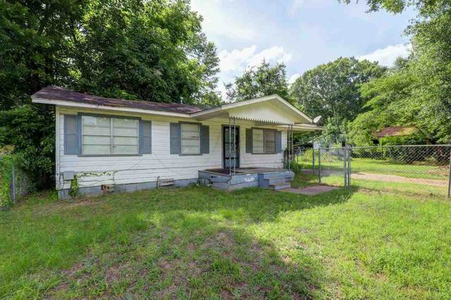 500 S Kenwood Rd., Texarkana, TX 75501 (MLS #107218) :: Better Homes and Gardens Real Estate Infinity