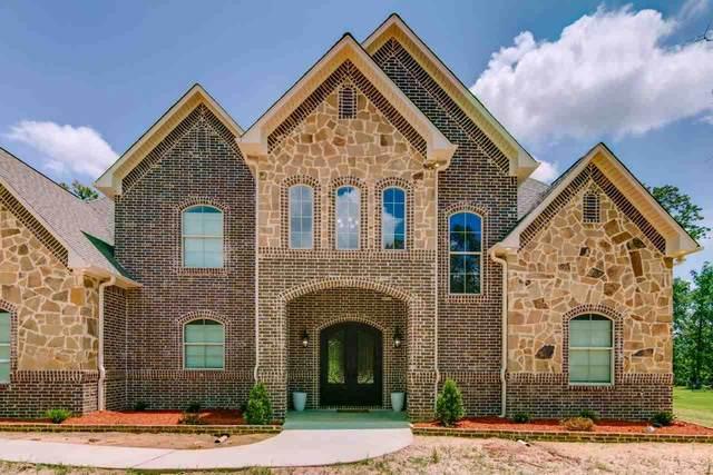 12 Oak Haven Dr., Texarkana, TX 75501 (MLS #107219) :: Better Homes and Gardens Real Estate Infinity
