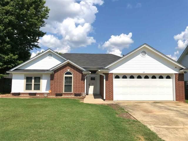 22 Green Oak Cir., Nash, TX 75569 (MLS #107271) :: Better Homes and Gardens Real Estate Infinity