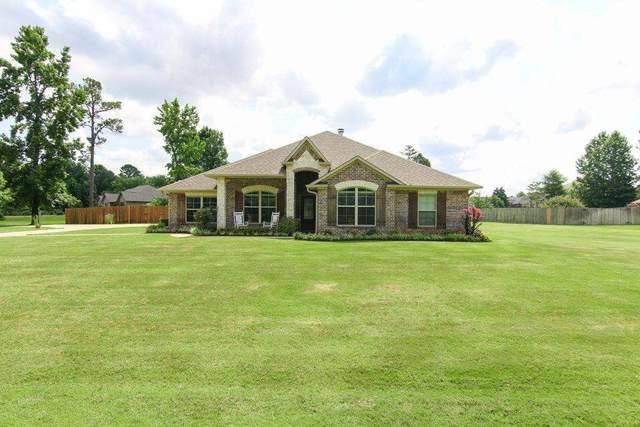 36 Beaver Creek Run, Texarkana, TX 75501 (MLS #107277) :: Better Homes and Gardens Real Estate Infinity