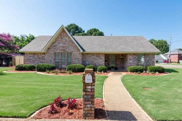 3109 Brittney Lane, Texarkana, TX 75503 (MLS #107313) :: Better Homes and Gardens Real Estate Infinity