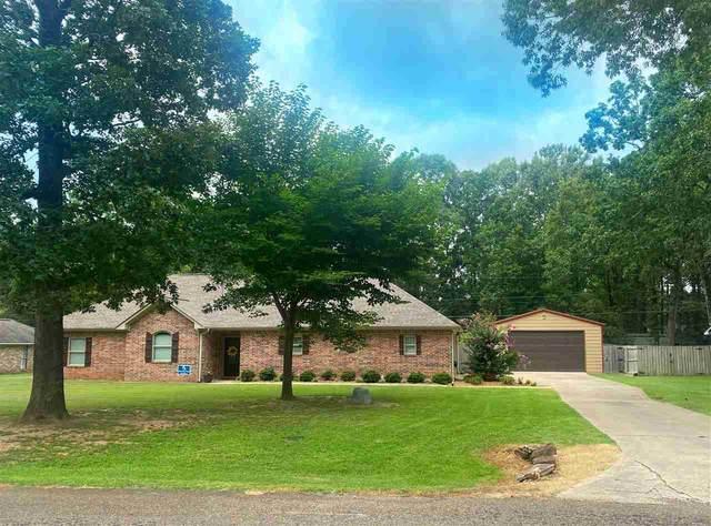 6502 Sleepy Hollow, Texarkana, TX 75503 (MLS #107334) :: Better Homes and Gardens Real Estate Infinity