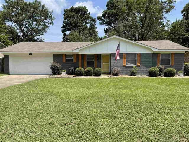 111 San Saba Lane, Texarkana, TX 75503 (MLS #107339) :: Better Homes and Gardens Real Estate Infinity