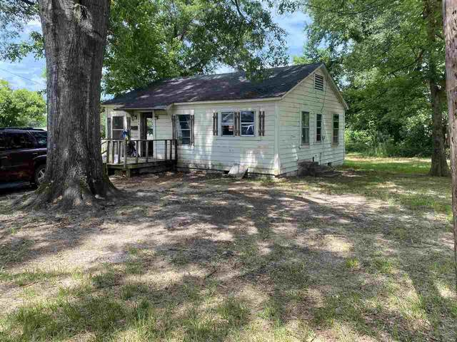 1204 Prince St., Texarkana, AR 71854 (MLS #107397) :: Better Homes and Gardens Real Estate Infinity