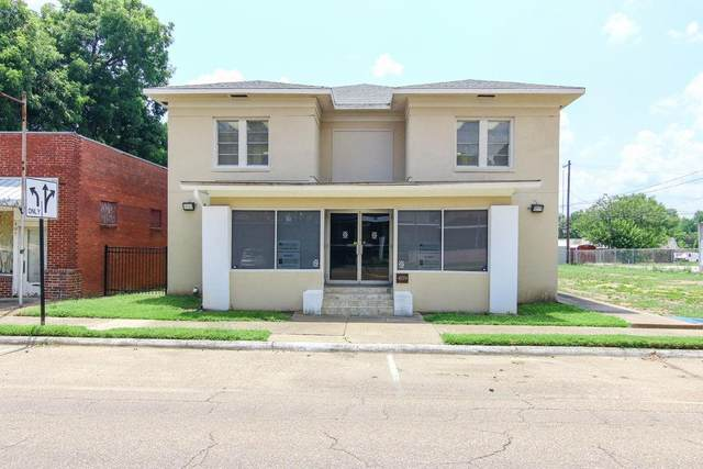 409 Texas Blvd, Texarkana, TX 75501 (MLS #107420) :: Better Homes and Gardens Real Estate Infinity