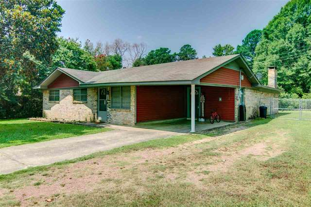 1611 Rosewood, Texarkana, TX 75501 (MLS #107480) :: Better Homes and Gardens Real Estate Infinity