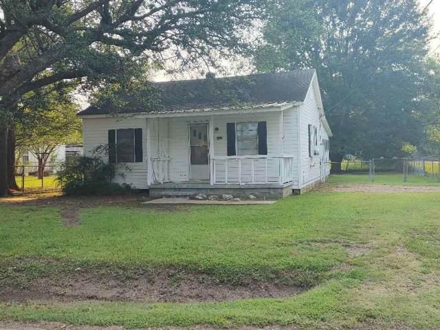 105 E 23rd, Hooks, TX 75561 (MLS #107481) :: Better Homes and Gardens Real Estate Infinity