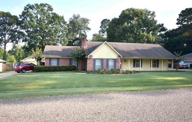 5803 Independence Cir, Texarkana, TX 75503 (MLS #107484) :: Better Homes and Gardens Real Estate Infinity
