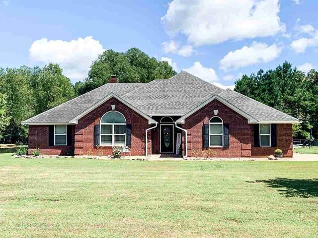 855 Cr 1213, Texarkana, TX 75503 (MLS #107652) :: Better Homes and Gardens Real Estate Infinity