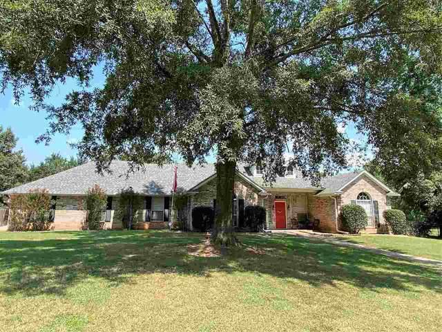 17 Sarah Lane, Texarkana, TX 75503 (MLS #107674) :: Better Homes and Gardens Real Estate Infinity
