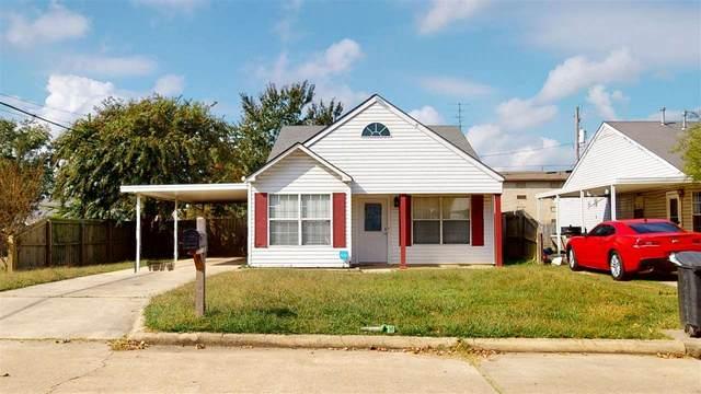 4201 Savannah Circle, Texarkana, AR 71854 (MLS #107711) :: Better Homes and Gardens Real Estate Infinity