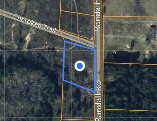 Lot 1 Blk 4 Randall Rd., Texarkana, TX 75501 (MLS #107742) :: Better Homes and Gardens Real Estate Infinity