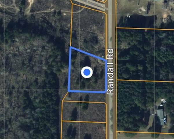 Lot 2 Blk 4 Randall Rd., Texarkana, TX 75501 (MLS #107743) :: Better Homes and Gardens Real Estate Infinity