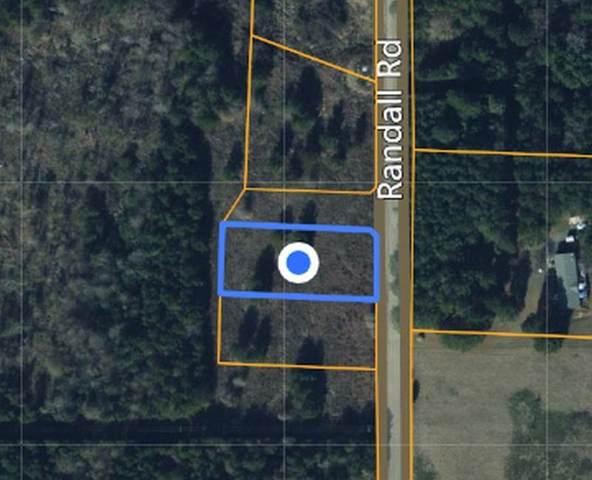 Lot 1 Blk 5 Randall Rd., Texarkana, TX 75501 (MLS #107744) :: Better Homes and Gardens Real Estate Infinity