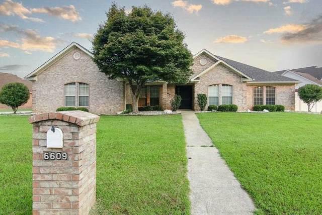 6609 Palisades Dr, Texarkana, TX 75503 (MLS #107767) :: Better Homes and Gardens Real Estate Infinity