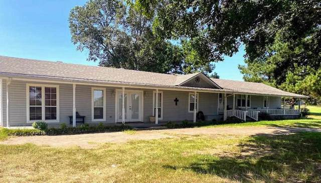 2855 Fm 2327, Queen City, TX 75572 (MLS #107769) :: Better Homes and Gardens Real Estate Infinity