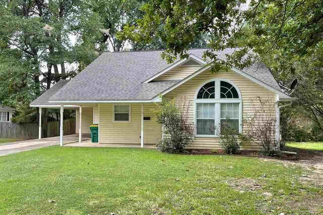 4103 Pine Street, Texarkana, TX 75503 (MLS #107776) :: Better Homes and Gardens Real Estate Infinity