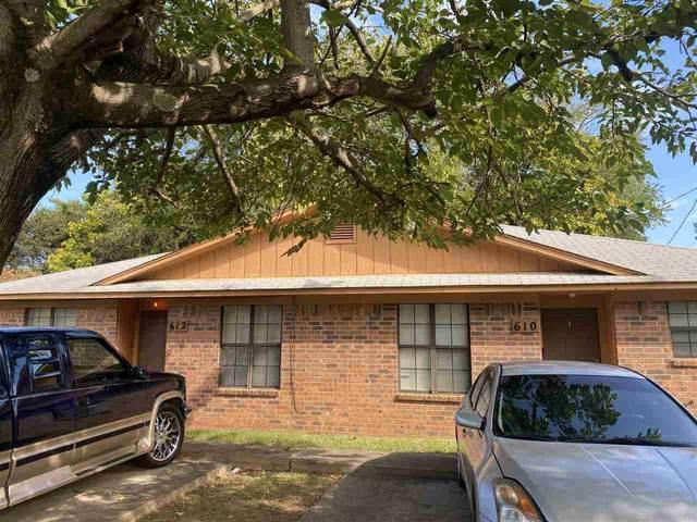 610-612 Market St, Texarkana, TX 75501 (MLS #107791) :: Better Homes and Gardens Real Estate Infinity