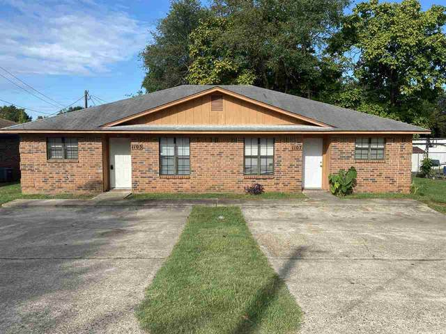 1105-1107 Pierre St, Texarkana, TX 75501 (MLS #107792) :: Better Homes and Gardens Real Estate Infinity