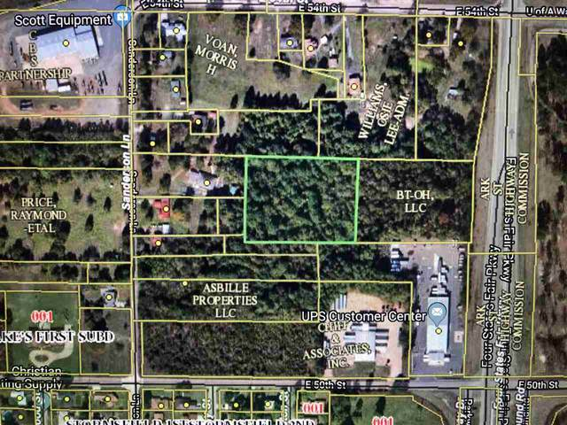 0 E 54th St, Texarkana, AR 71854 (MLS #107829) :: Better Homes and Gardens Real Estate Infinity