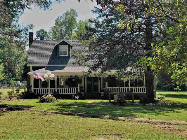 70 Cr 1796, Bivins, TX 75555 (MLS #107833) :: Better Homes and Gardens Real Estate Infinity