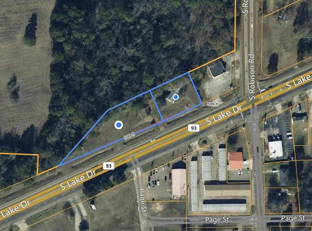 3110 S Lake Drive, Texarkana, TX 75501 (MLS #107864) :: Better Homes and Gardens Real Estate Infinity