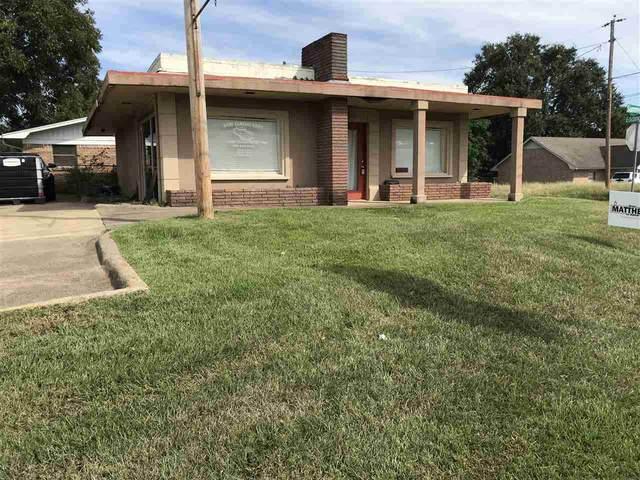 3100 Summerhill Rd, Texarkana, TX 75503 (MLS #107872) :: Better Homes and Gardens Real Estate Infinity