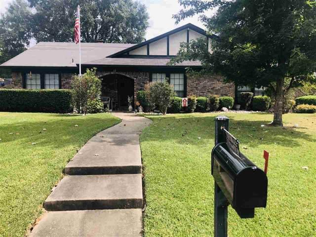 22 Heatherwood, Texarkana, TX 75503 (MLS #107908) :: Better Homes and Gardens Real Estate Infinity