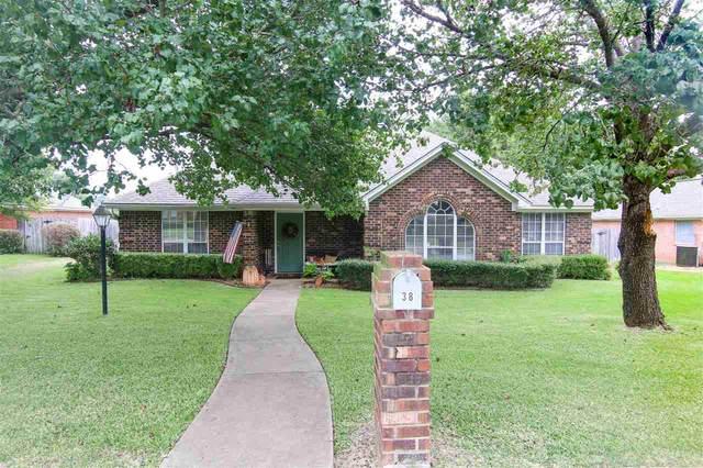 38 Fernwood Dr, Texarkana, TX 75503 (MLS #107910) :: Better Homes and Gardens Real Estate Infinity