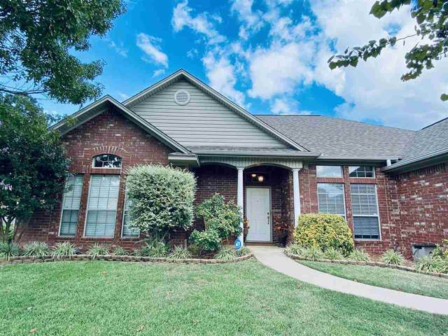 2706 Bethany, Texarkana, TX 75503 (MLS #107930) :: Better Homes and Gardens Real Estate Infinity
