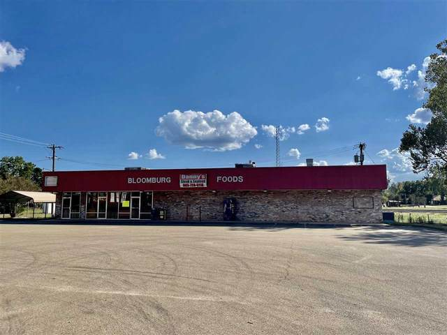 120 E Main, Bloomburg, TX 75556 (MLS #107959) :: Better Homes and Gardens Real Estate Infinity