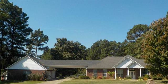 570 Beaver Lake Dr, Texarkana, TX 75501 (MLS #107966) :: Better Homes and Gardens Real Estate Infinity