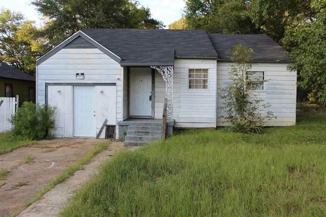 410 Lumpkin, Texarkana, TX 75501 (MLS #107971) :: Better Homes and Gardens Real Estate Infinity
