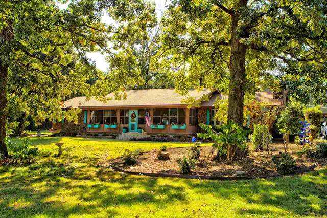 6210 E 9th St, Texarkana, AR 71854 (MLS #108014) :: Better Homes and Gardens Real Estate Infinity