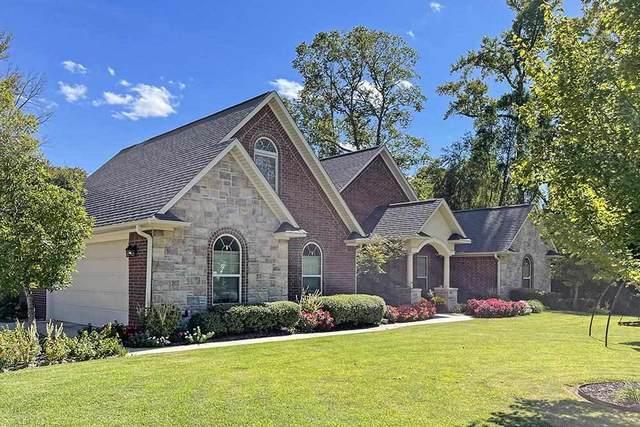 7 Copper Creek Cir, Texarkana, TX 75503 (MLS #108022) :: Better Homes and Gardens Real Estate Infinity