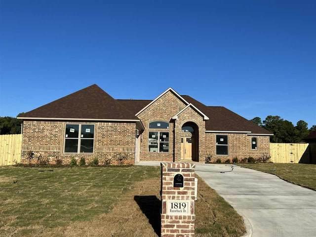 1819 Razorback Dr, Texarkana, AR 71854 (MLS #108081) :: Better Homes and Gardens Real Estate Infinity