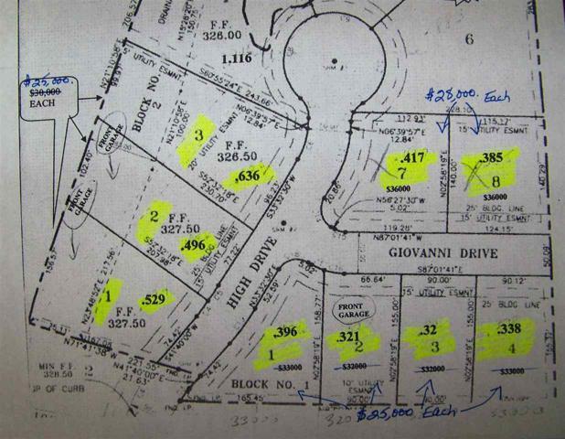 Lot 3 Cooper Lane Est III, Texarkana, TX 75503 (MLS #96466) :: Better Homes and Gardens Real Estate Infinity