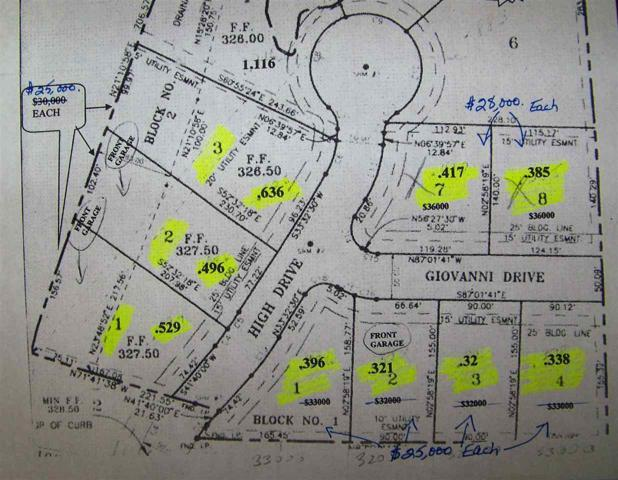 Lot 1 Cooper Lane Est III, Texarkana, TX 75503 (MLS #96468) :: Better Homes and Gardens Real Estate Infinity