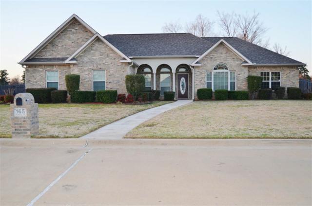 165 Corley Circle, Wake Village, TX 75501 (MLS #98763) :: The Chad Raney Team