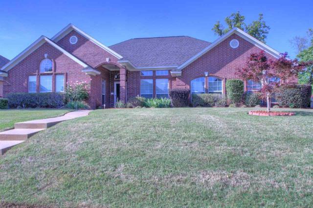 11 Briarwood Cir, Texarkana, TX 75503 (MLS #98828) :: The Chad Raney Team