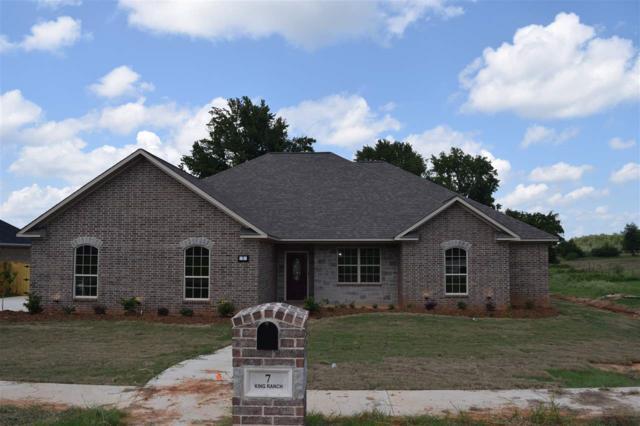 7 King Ranch, Texarkana, TX 75503 (MLS #99017) :: Coldwell Banker Elite