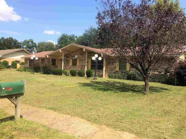 206 Camelia, Hooks, TX 75561 (MLS #99316) :: Coldwell Banker Elite