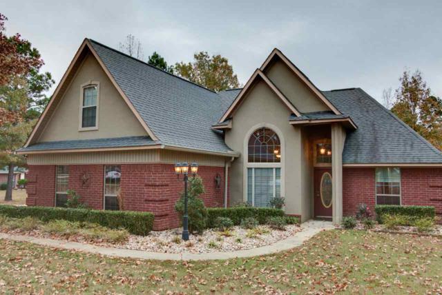 106 Wilderness Cove, Texarkana, TX 75501 (MLS #99614) :: Coldwell Banker Elite