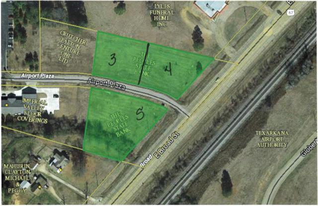 TBD Airport Plaza Dr., Texarkana, AR  (MLS #99633) :: Coldwell Banker Elite