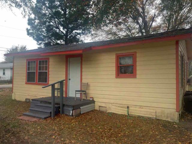 3007 E 43rd St, Texarkana, AR 71854 (MLS #99682) :: Coldwell Banker Elite