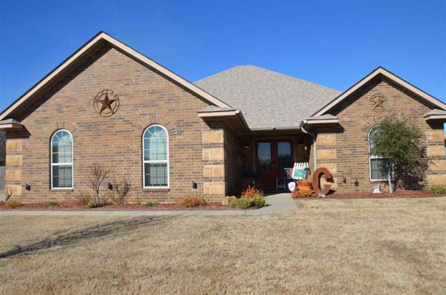 6 Copper Ridge, Texarkana, TX 75503 (MLS #99981) :: Coldwell Banker Elite
