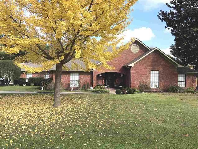 6627 Lakeridge Dr., Texarkana, TX 75503 (MLS #105946) :: Better Homes and Gardens Real Estate Infinity