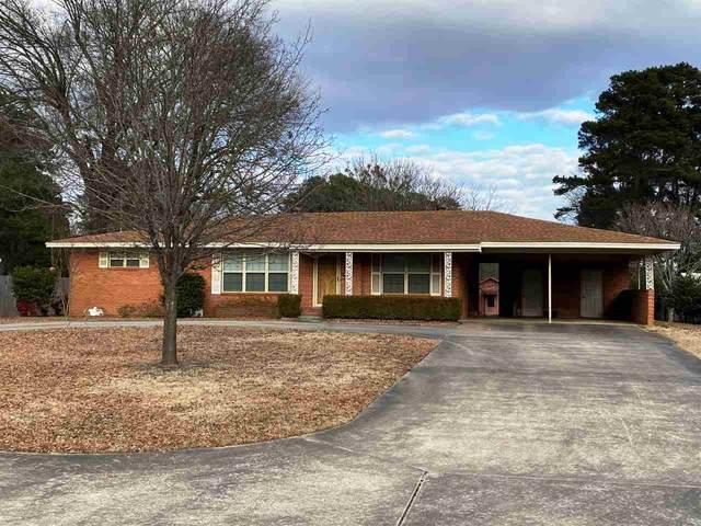 506 N Kings Hwy, Wake Village, TX 75501 (MLS #106220) :: Better Homes and Gardens Real Estate Infinity