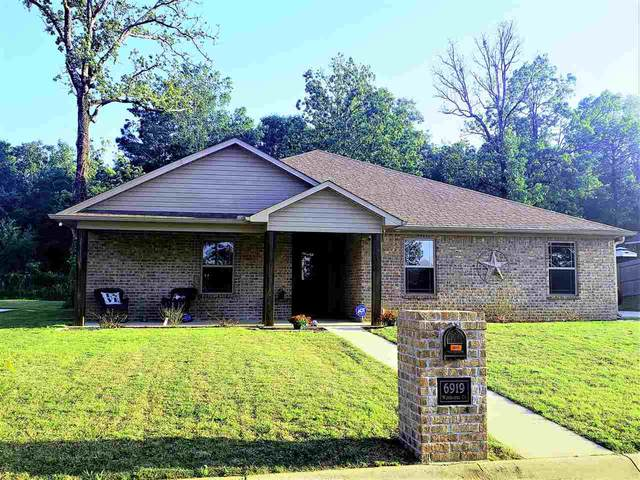 6919 Woodmere Ct, Texarkana, TX 75503 (MLS #106695) :: Better Homes and Gardens Real Estate Infinity