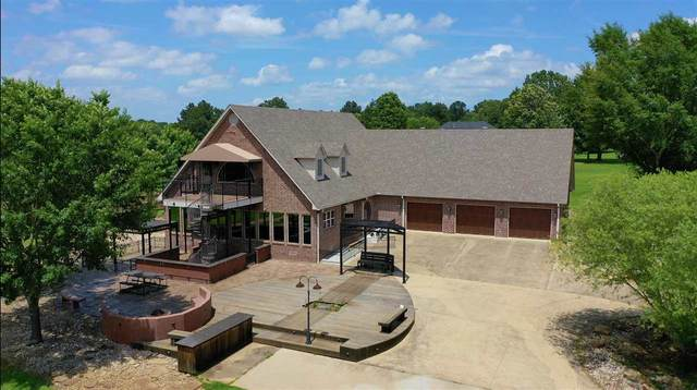 8 Meadow Vista Circle, Texarkana, TX 75503 (MLS #106799) :: Better Homes and Gardens Real Estate Infinity